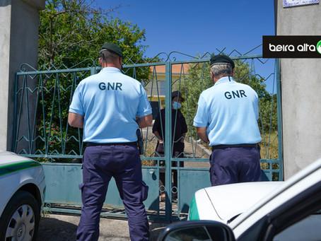 """GNR realiza durante o mês de outubro mais uma edição da operação """"Censos Sénior"""""""