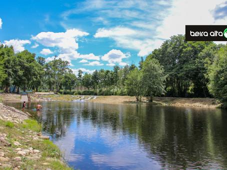 Praia Fluvial de Aldeia Viçosa e mais 3 praias fluviais do distrito da Guarda recebem Bandeira Azul