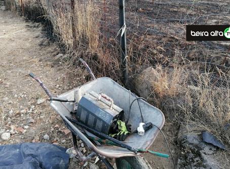 Fornos de Algodres: GNR deteve homem de 78 anos por crime de incêndio florestal