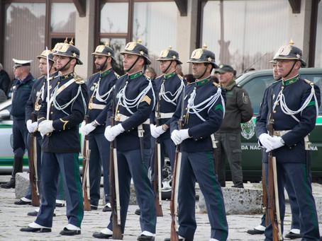 Comando Territorial da GNR da Guarda comemora Dia da Unidade em Trancoso