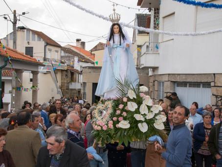 Romaria em Honra de Nossa Senhora da Saúde em Vila Soeiro do Chão