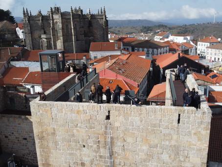 Guarda inaugurou Miradouro e elevador panorâmico na Torre dos Ferreiros