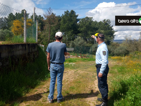 """Operação """"Campo Seguro"""" da GNR vai fiscalizar explorações agrícolas para prevenir tráfico humano"""
