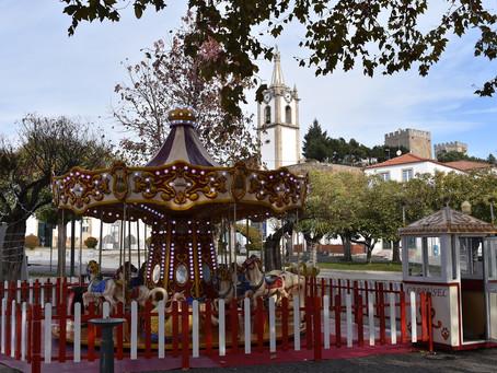 """""""Pinhel de Natal""""... música, teatro e animação na Cidade Falcão"""