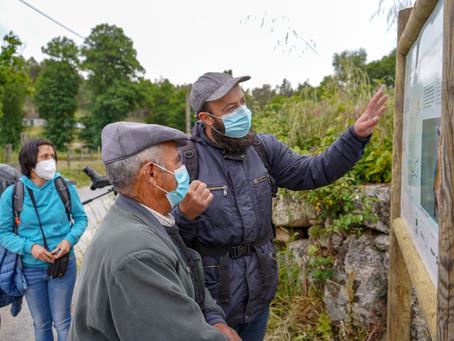 Fornos de Algodres implementa Estação da Biodiversidade da Ribeira da Muxagata