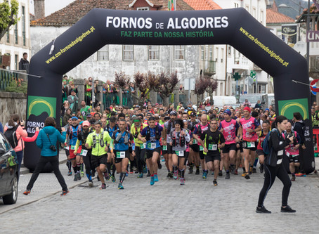 """Trail Requeijão """"Terras D'Algodres"""" recebeu mais de 400 participantes"""