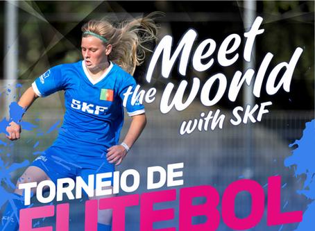Pinhel recebe estrelas do futebol feminino no Torneio Meet the World Portugal 2019