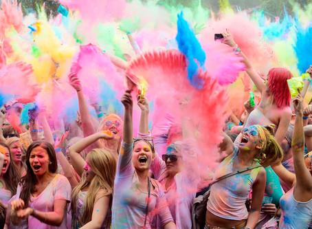 Celorico da Beira ficará colorida neste sábado com a Color Party