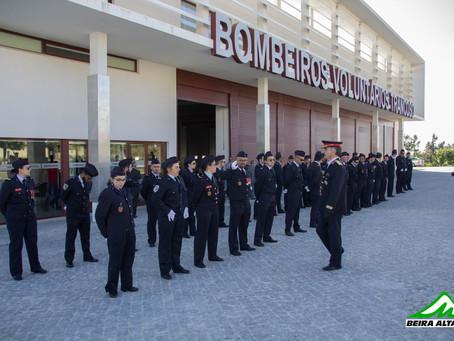 Bombeiros Voluntários de Trancoso comemoraram 86 anos de existência