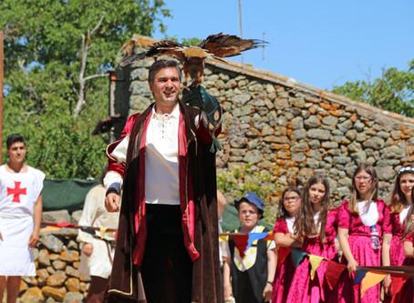 """Feira Medieval """"A Cidade do Falcão"""" em Pinhel"""