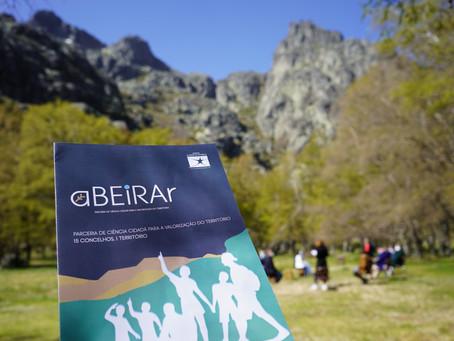 """Projeto """"aBEIRAr"""" une a ciência cidadã à valorização do território"""