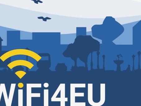 Celorico da Beira, Fornos de Algodres, Gouveia, Mêda, Pinhel e Trancoso vão ter Wifi grátis -WiFi4EU