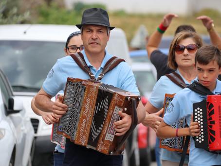 3º Encontro de Tocadores de Concertinas animou a aldeia de Muxagata