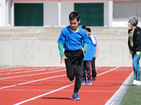 Pista de Atletismo de Trancoso pronta para receber provas desportivas