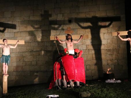 Encenação da Paixão e Morte de Jesus em Pinhel