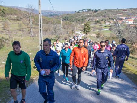 """GNR da Guarda promoveu """"Caminhada pela Floresta"""""""
