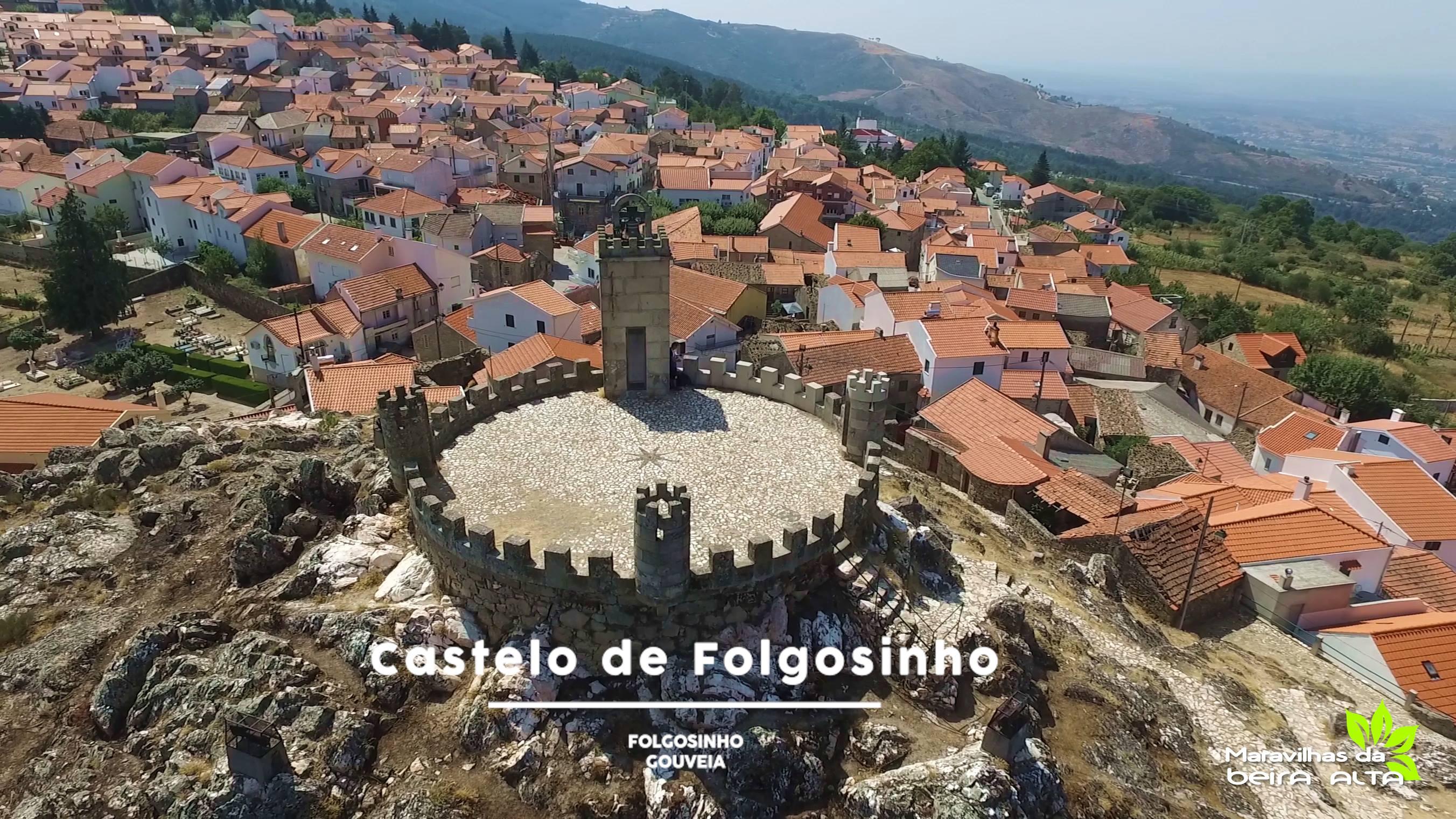 Castelo de Folgosinho - Maravilhas da Beira Alta 🎥🏰