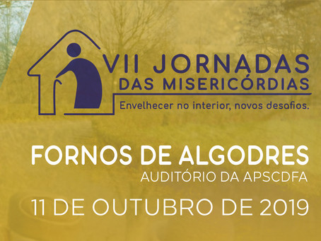 VII Jornadas das Misericórdias decorrem a 11 de outubro em Fornos de Algodres