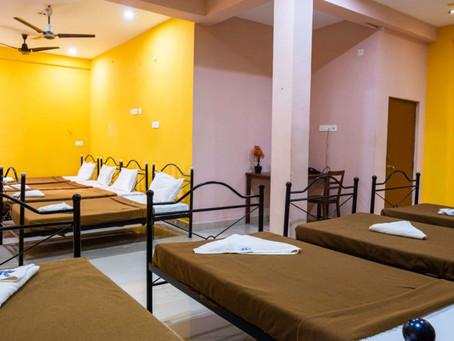Câmara da Guarda disponibiliza dormitórios para profissionais de saúde, segurança e proteção civil.