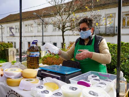 Mercadinho de Natal em Fornos de Algodres promove produtos locais