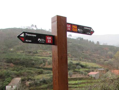 Grande Rota 22 das Aldeias Históricas de Portugal certificada com selo Leading Quality Trails