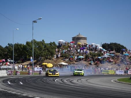 Pinhel recebeu o Campeonato de Portugal e Taça Internacional de Drift