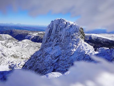 A beleza da Serra da Estrela com neve