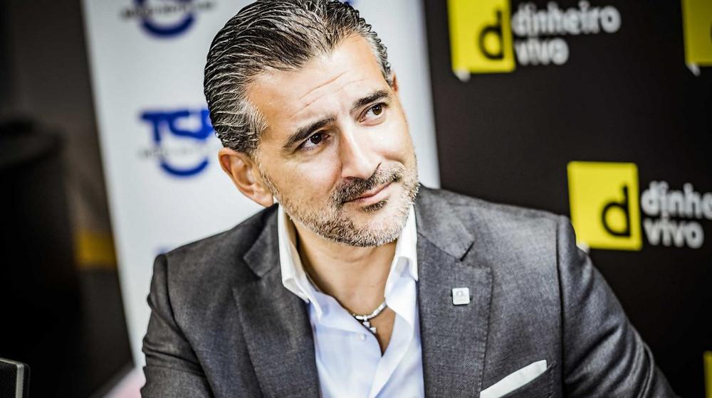 Presidente Executivo (CEO) da Altice Portugal. (Reinaldo Rodrigues/Global Imagens)