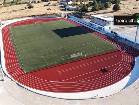 Pista de Atletismo de Trancoso inaugurada na próxima sexta feira com a presença de Rosa Mota