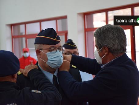Marco Saraiva é o novo comandante dos Bombeiros Voluntários de Gouveia