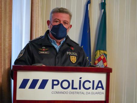 PSP da Guarda detém 12 pessoas em operação contra o tráfico de droga