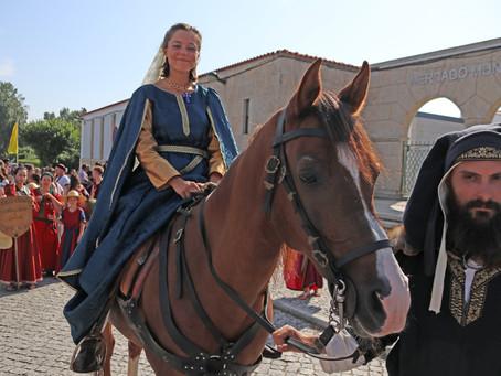 Trancoso recebeu a Festa da História - Bodas Reais