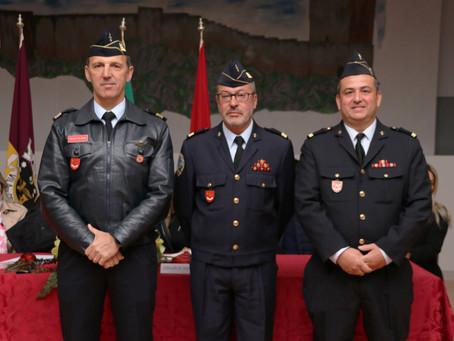 Bombeiros de Celorico da Beira têm novo 2º Comandante e Adjunto de Comando