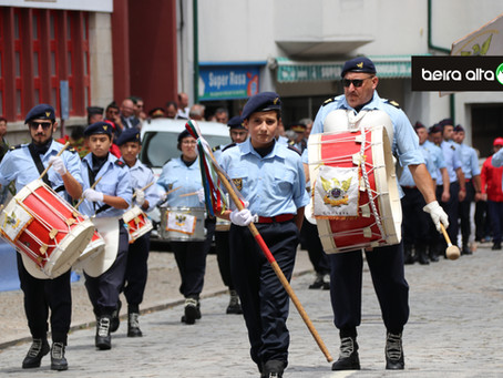 Bombeiros Voluntários de Gouveia celebram 116 anos no primeiro fim de semana de julho