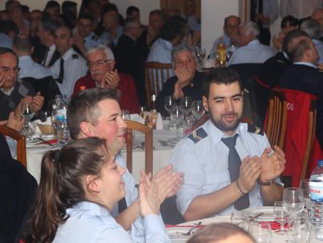 Celorico da Beira recebeu a 10ª Gala do Bombeiro da Federação de Bombeiros do Distrito da Guarda