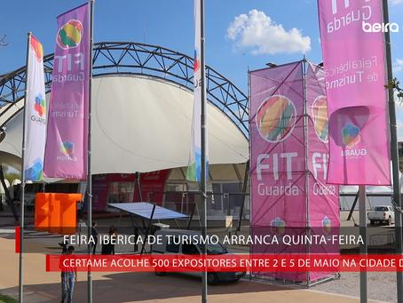 Feira Ibérica de Turismo arranca quinta-feira na Guarda
