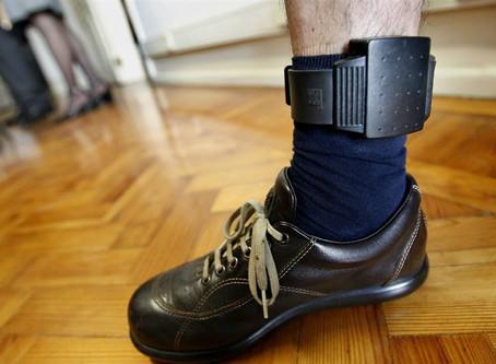 Homem de 61 anos detido em Celorico da Beira por violência doméstica fica com pulseira electrónica