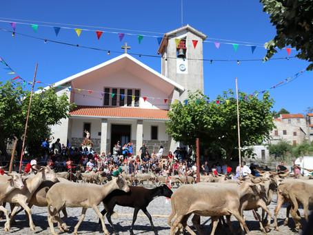 Romaria do Gado, tradição cumprida em Prados