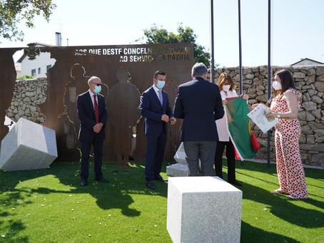 Pinhel ergueu Monumento aos Combatentes no Ultramar
