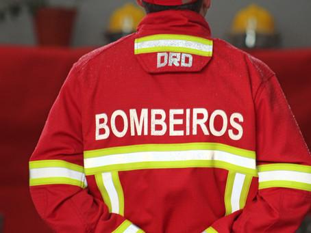 Caminhada Solidária a favor dos Bombeiros Voluntários da Guarda