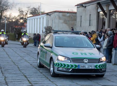 """GNR realiza Operação """"Via Livre"""" Circulação rodoviária pela via mais à direita"""