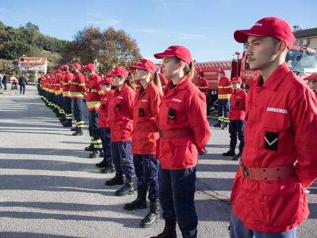 Bombeiros Voluntários de Fornos de Algodres celebraram 70 anos