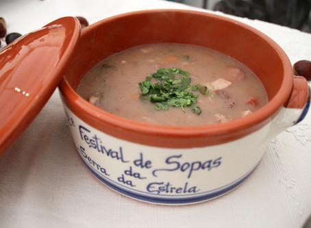Sopas da Serra da Estrela regressam a São Paio, no 20º Festival de Sopas da Serra da Estrela
