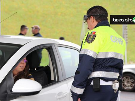 GNR e PSP reforçam fiscalização para evitar deslocações entre concelhos