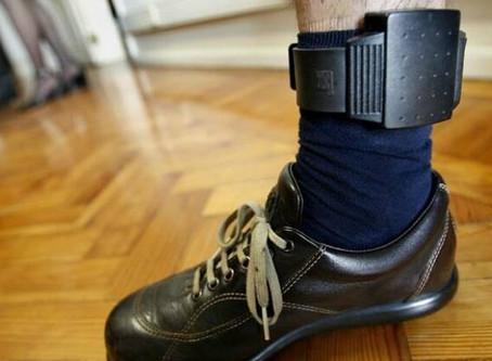 Celorico da Beira | Homem de 28 anos com pulseira eletrónica por violência doméstica - Beira Alta TV