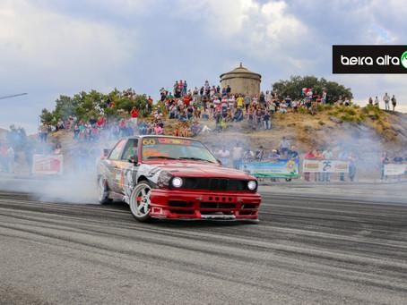 Campeonato de Portugal e Taça Internacional de Drift regressa a Pinhel nos dias 21 e 22 de agosto