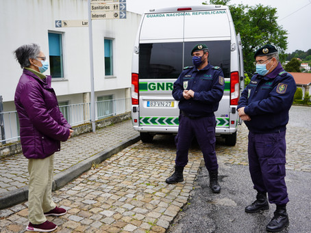 Posto Móvel da GNR da Guarda vai estar no concelho de Gouveia até 30 de maio