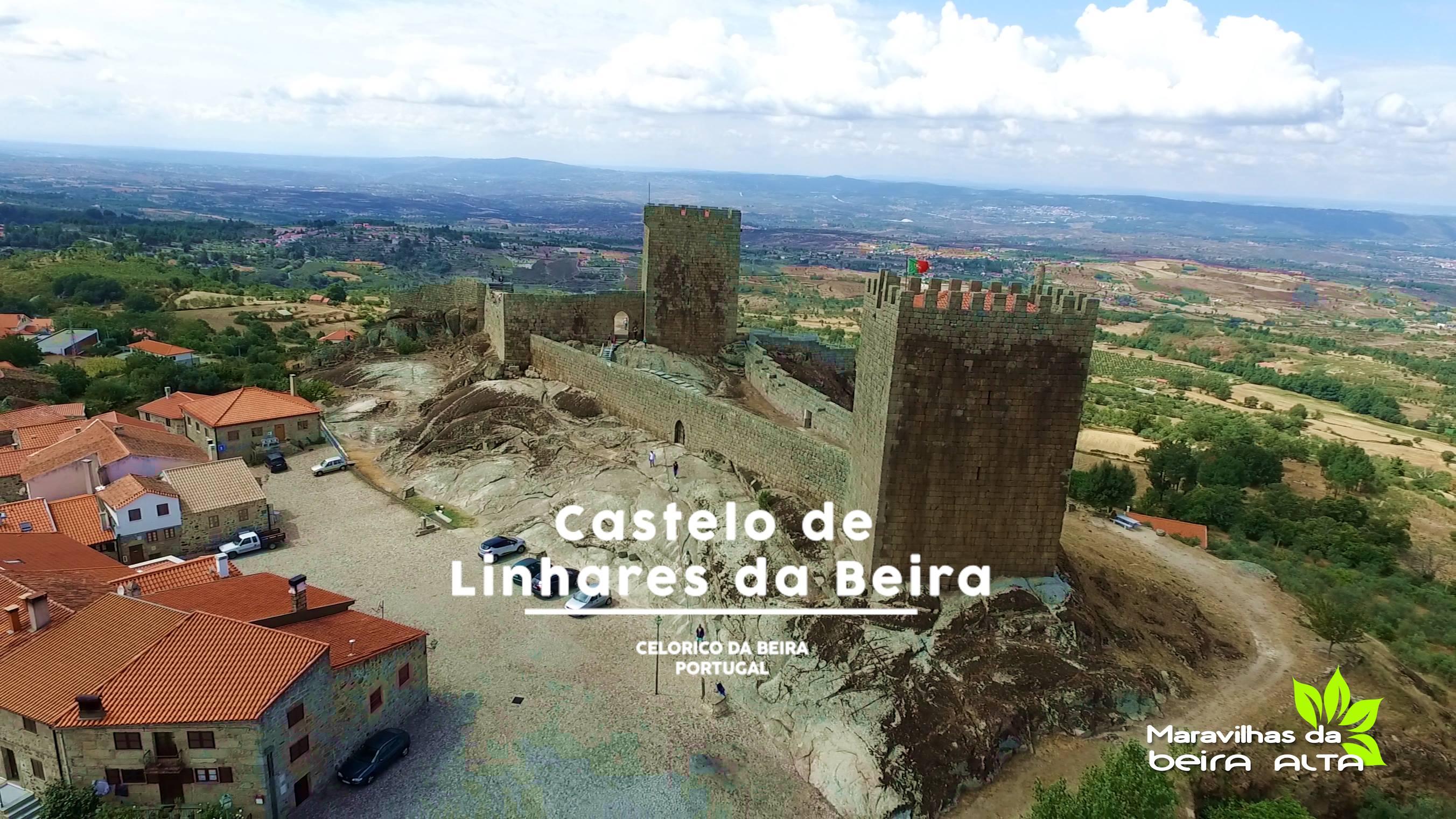 Aldeia Histórica de Linhares da Beira e o seu Castelo 🎥🏰