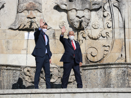 31ª Cimeira Luso-Espanhola realizou-se na Guarda