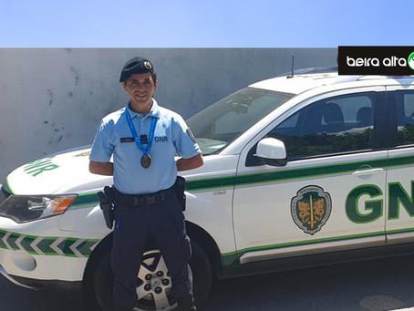 Rui Coelho, GNR do Posto de Seia sagrou-se Campeão de Portugal de marcha